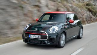 Mini John Cooper Works 2015 frontal