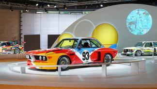 BMW 3.0 CSL por Alexander Calder