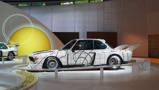 BMW 3.0 CSL por Frank Stella