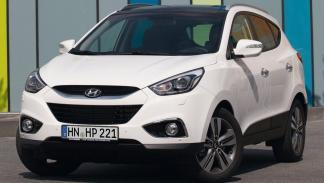 Hyundai ix35 delantera