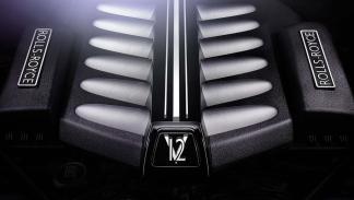 motor V12 rolls