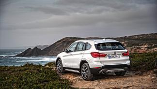 BMW X1 2016 trasera