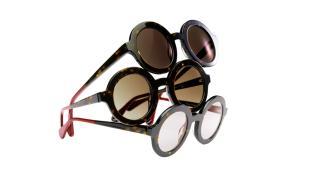 Nieves Álvarez presenta lentes que se oscurecen al volante