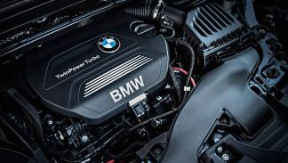 BMW X1 2015 motores