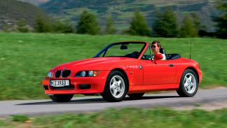 BMW Z3 delantera