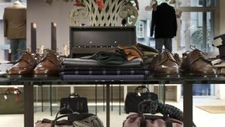 La tienda Fulham está orientada al hombre clásico pero con toques de moda