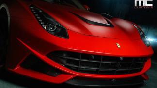 Ferrari F12 N-Largo novitec frontal