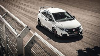 Honda Civic Type R 2015 delantera