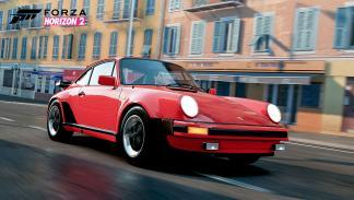 Porsche en Forza Horizon 2