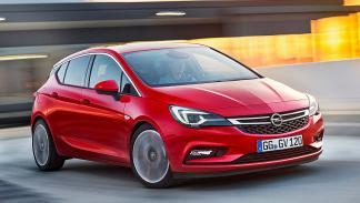 Opel Astra 2015 circuito