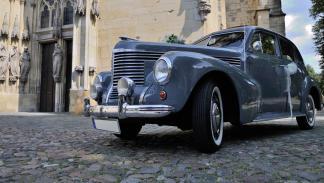 coche para bodas clasico lincoln
