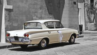 coche para bodas clasico viejo