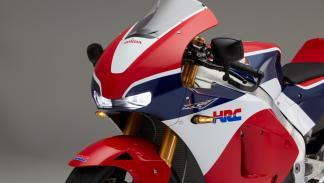 Honda RC213V-S. Frontal.