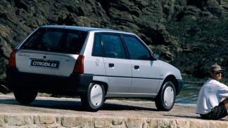 Citroën AX trasera