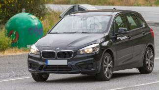 BMW Serie 2 Active Tourer híbrido enchufable frontal