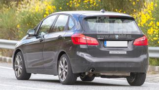 BMW Serie 2 Active Tourer híbrido enchufable trasera