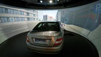 Simulador de conducción