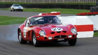 Ferrari 250 GTO delantera