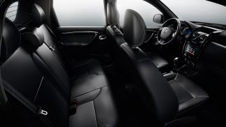 Dacia Duster Oroch definitivo asientos