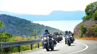 Rally Harley Davidson HOG 2015. Harleys de excursión.