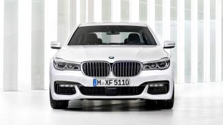 BMW Serie 7 paquete M frontal