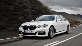 BMW Serie 7 paquete M delantera