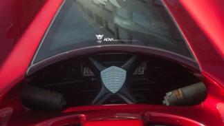 Koenigsegg Agera R con las llantas ADV.1