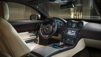 Habitáculo Jaguar XJ