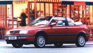 Volkswagen Golf III Cabrio