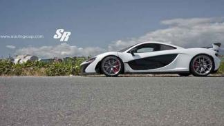 McLaren P1 by SR Auto Group lateral