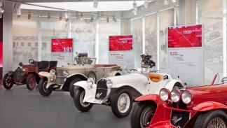 Museo histórico de Arese de Alfa Romeo
