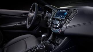 Chevrolet Cruze 2016 salpicadero