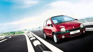 Renault Twingo delantera