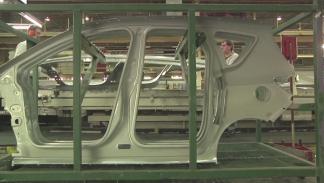 Fábrica de Opel en Figueruelas