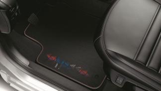 Peugeot 108 Playlist, alfombrillas