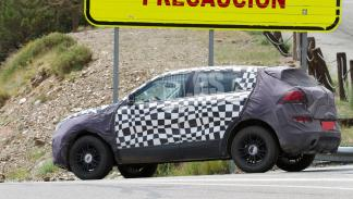 Qoros SUV lateral