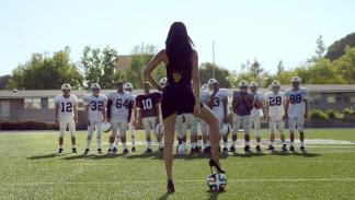 Adriana Lima anuncio kia