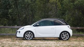 Opel Adam Slam 1.0 lateral