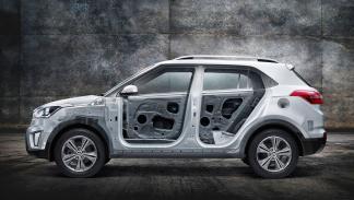 Hyundai Creta 2015 aluminio