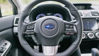 Subaru Levorg lateral volante