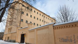 Hotel Langholmen en Suecia
