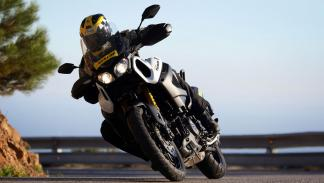 Prestaciones de primera con el nuevo Dunlop Dunlop TrailSmart para motos de trai