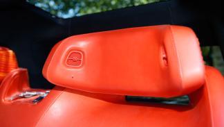 Citroën Aircross asientos