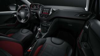 Peugeot 208 GTI 2015 by peugeot sport interior