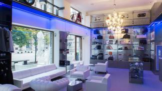Casa Maserati en Milán