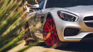Mercedes AMG GT Forgiato