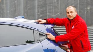 Prueba: Honda HR-V apertura