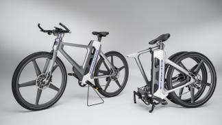Bicicleta MoDe:Flex desmontable de Ford