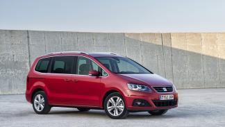 Nuevo seat Alhambra 2015 lateral