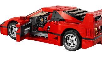 Ferrari F40 de Lego